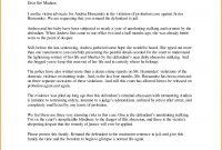 Letter To Judge  Mac Resume Template Regarding How To Address A inside Letter To A Judge Template