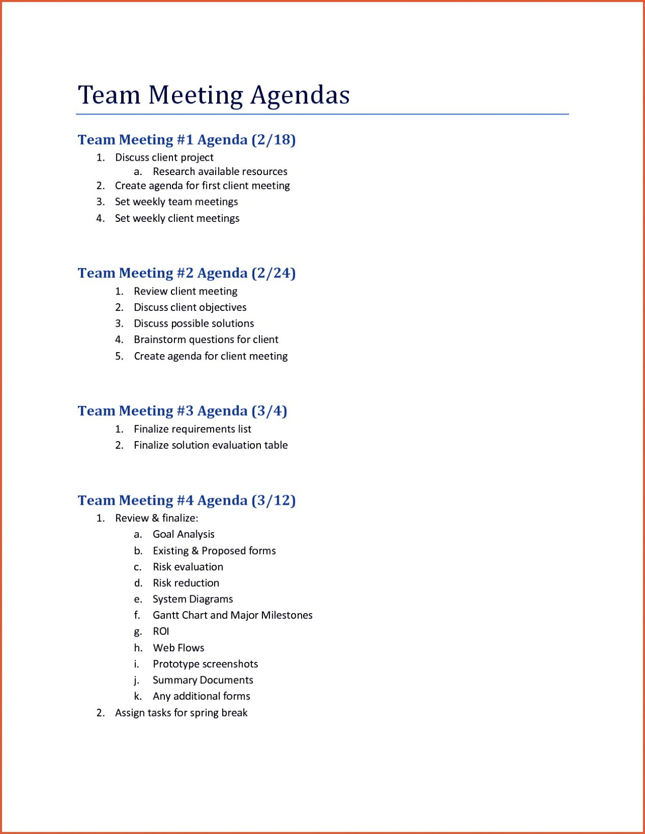 Meeting Agenda Template Word Ideas Stunning How To Make A In Inside Agenda Template Word 2007