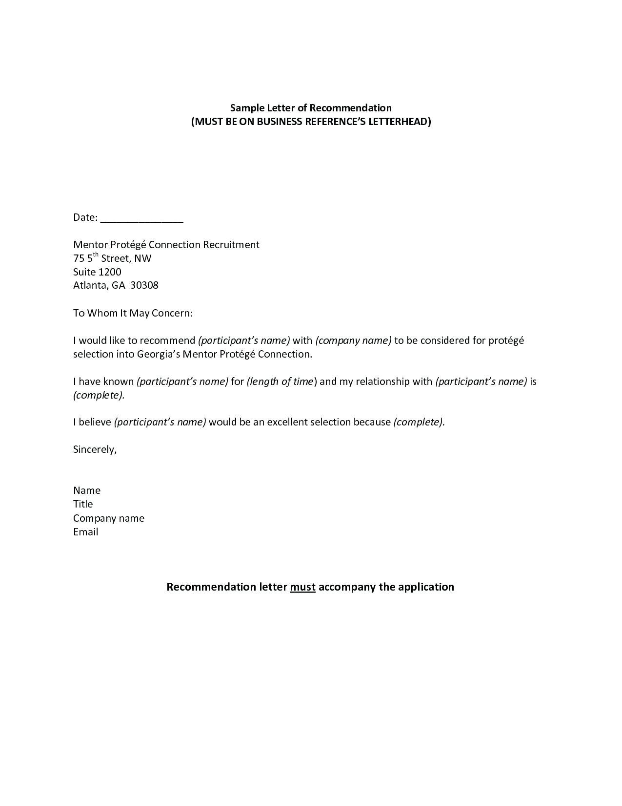 Mortgage Reference Letter From Employer Template Samples  Letter Regarding Mortgage Letter Templates
