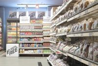Netherlands Opens World's First Plasticfree Supermarket Aisle As Uk for Supermarket Bag Packing Letter Template