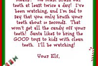 Pinstormy Kitchens On Elf Ideas  Elf On The Shelf Shelves with Elf Goodbye Letter Template