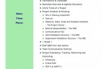 Plan Templates S M P L Y W O R K H G N Overview Agenda Workshop intended for Workshop Agenda Template