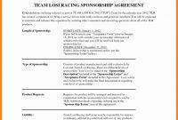 Printable  Frais Image De Race Car Sponsorship Proposal Template inside Race Car Sponsorship Proposal Template