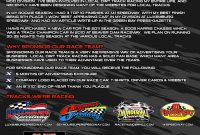 Race Car Sponsorship Template It Resume Cover Racing Sponsorship in Racing Sponsorship Proposal Template
