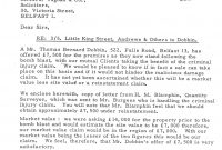 Real Estate Announcement Letter  Elainegalindo inside Probate Valuation Letter Template