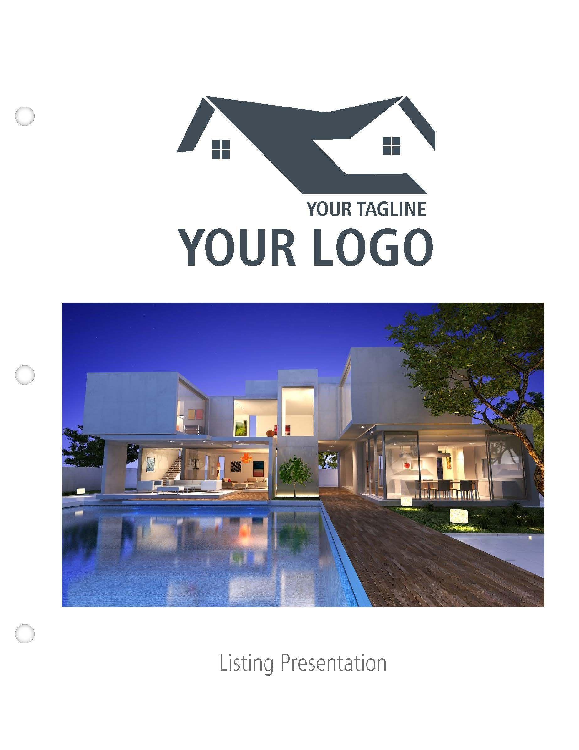 Realtor Listing Presentation Templatelimelight Marketing Within Real Estate Listing Presentation Template