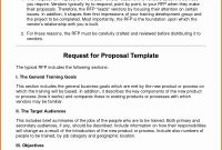 Request For Proposal Rfp Template – Doggiedesigneu regarding Simple Request For Proposal Template