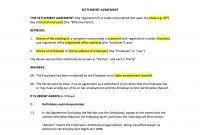 Settlement Agreement Template – Uk Template Agreements And Sample regarding Settlement Agreement Letter Template