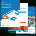 Social Media Proposal Template  Free Sample  Proposify within Social Media Proposal Template