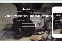 This Free Corporate Video Production Proposal Template Won M Of throughout Video Production Proposal Template
