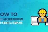 Web Design Proposal Template Write A Proposal That Rocks In  Mins inside Website Design Proposal Template
