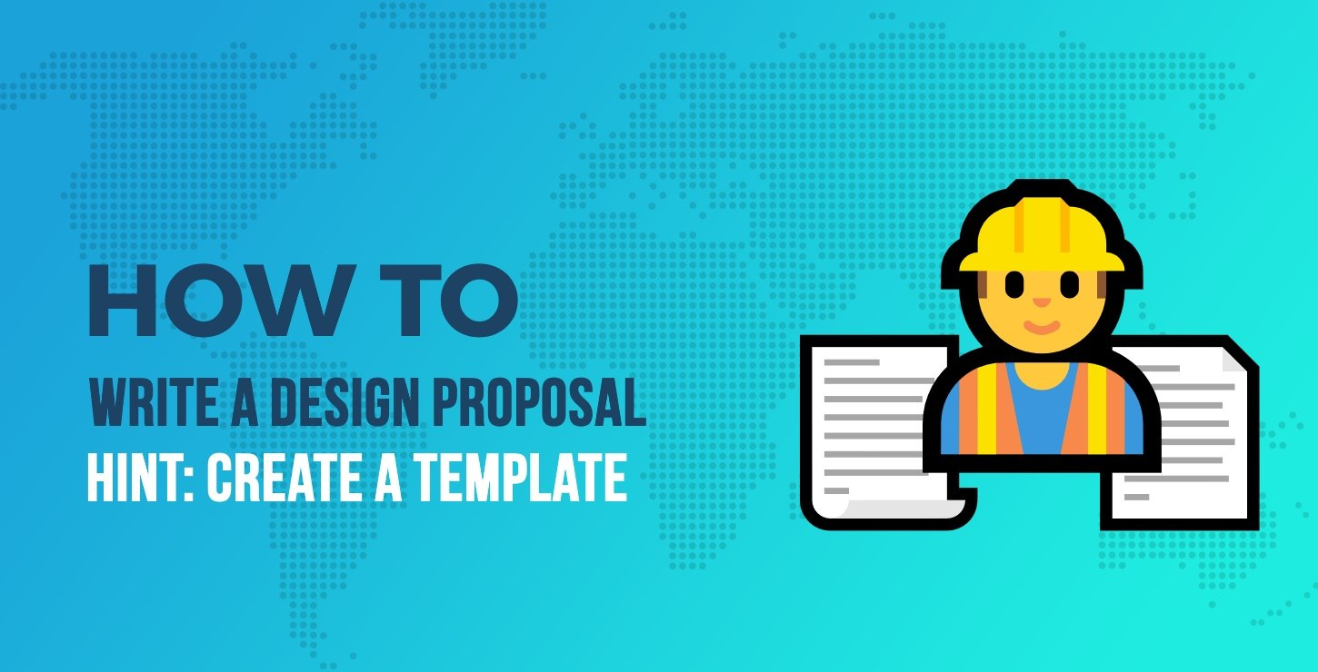 Web Design Proposal Template Write A Proposal That Rocks In  Mins Intended For Web Development Proposal Template