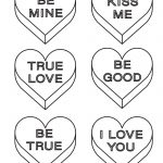 Free Printable Valentine Templates