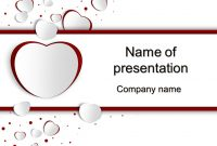 Download Free Love Day Powerpoint Template For Your Presentation In Free Love Heart Ppt Template