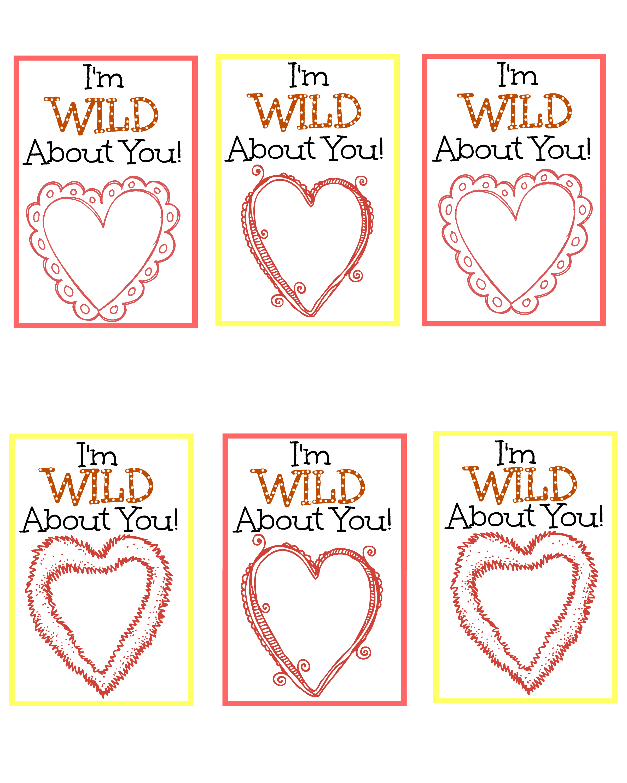 Dynamite Valentine Templates Free Printable  Krin's Blog Regarding Free Printable Valentine Templates
