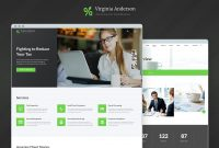 Accounting Web Template throughout Website Templates For Small Business