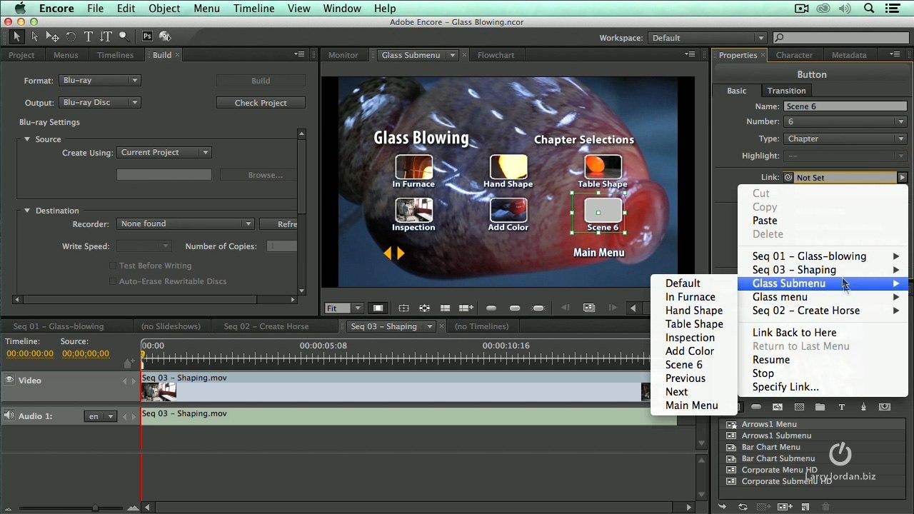 Adobe Encore Dvd Free Download For Windows  Bit  Coolgload Throughout Encore Cs6 Menu Templates Free