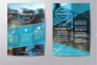Adobe Illustrator Flyer Templates Fresh Illustrator Flyer Templates within Brochure Templates Adobe Illustrator