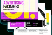 Advertising Proposal Template  Free Sample  Proposify with regard to Free Newspaper Advertising Contract Template