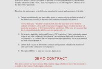 Agreement Assignment Agreement Template – Assignment Of Debt Form Regarding Credit Assignment Agreement Template