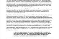 Agreement Termination Letters  Free Word Pdf Excel Format within Mutual Agreement To Terminate Contract Template