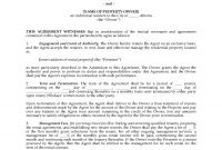 Alberta Rental Property Management Agreement with Business Management Contract Template