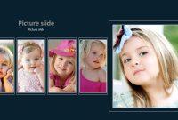 Album  Powerpoint Presentation Templaterainstudio  Graphicriver inside Powerpoint Photo Album Template
