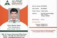 Alpine Template Update School Id Card Format Stupendous Ideas pertaining to Sample Of Id Card Template