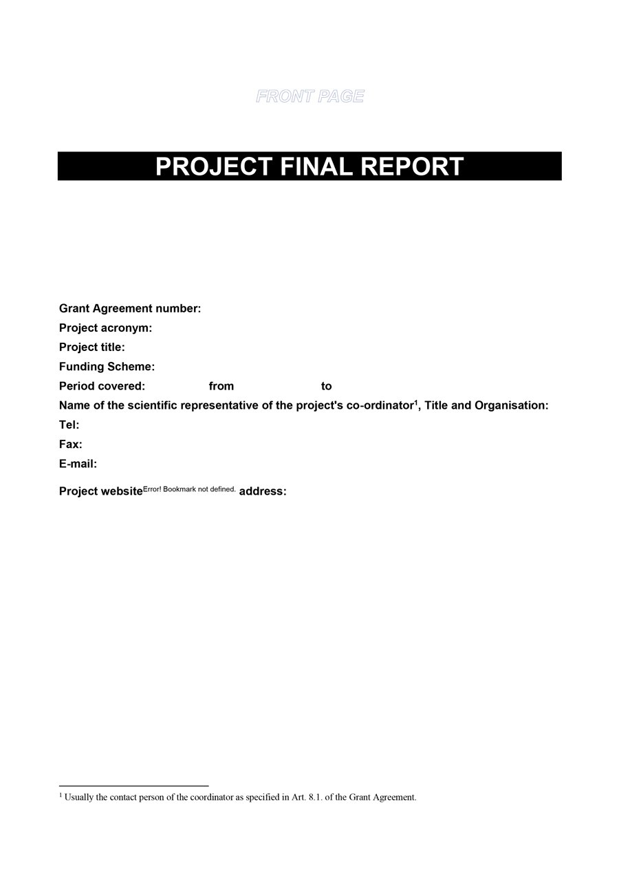 Amazing Cover Page Templates Word  Psd ᐅ Template Lab Regarding Technical Report Cover Page Template
