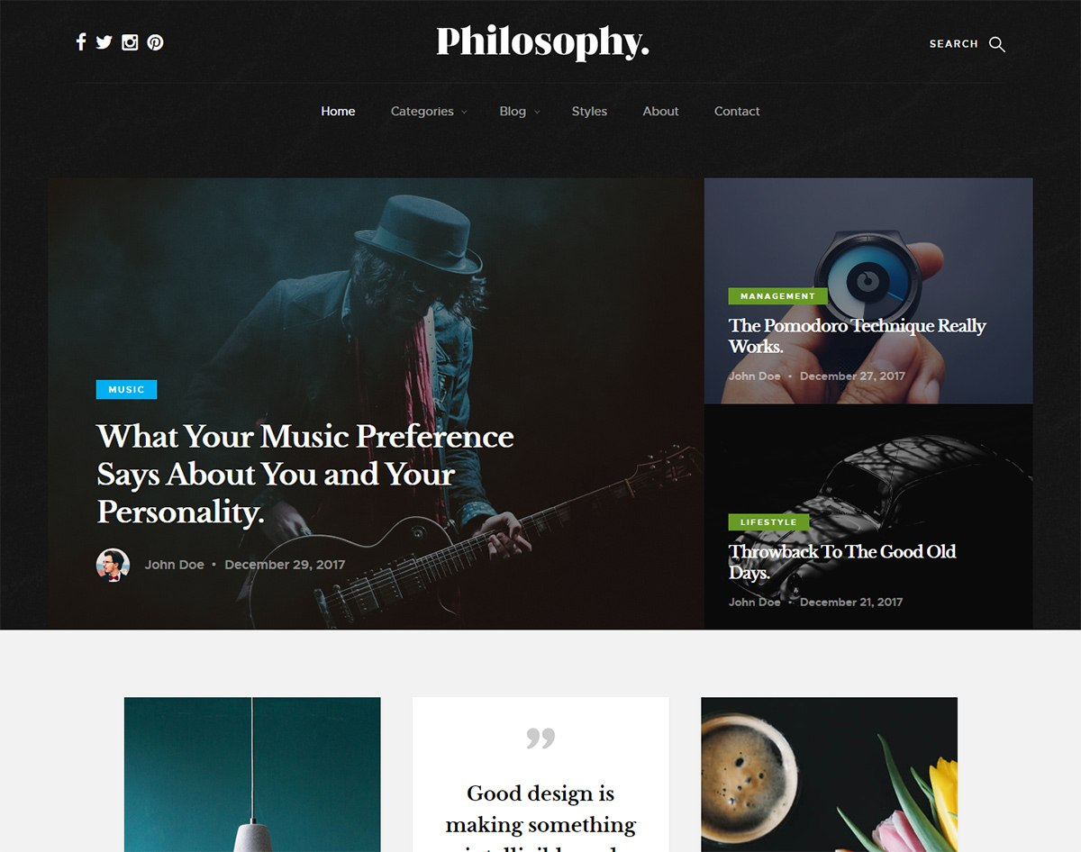Amazing Free Responsive Blogger Templates For   Uicookies Throughout Free Blogger Templates For Business