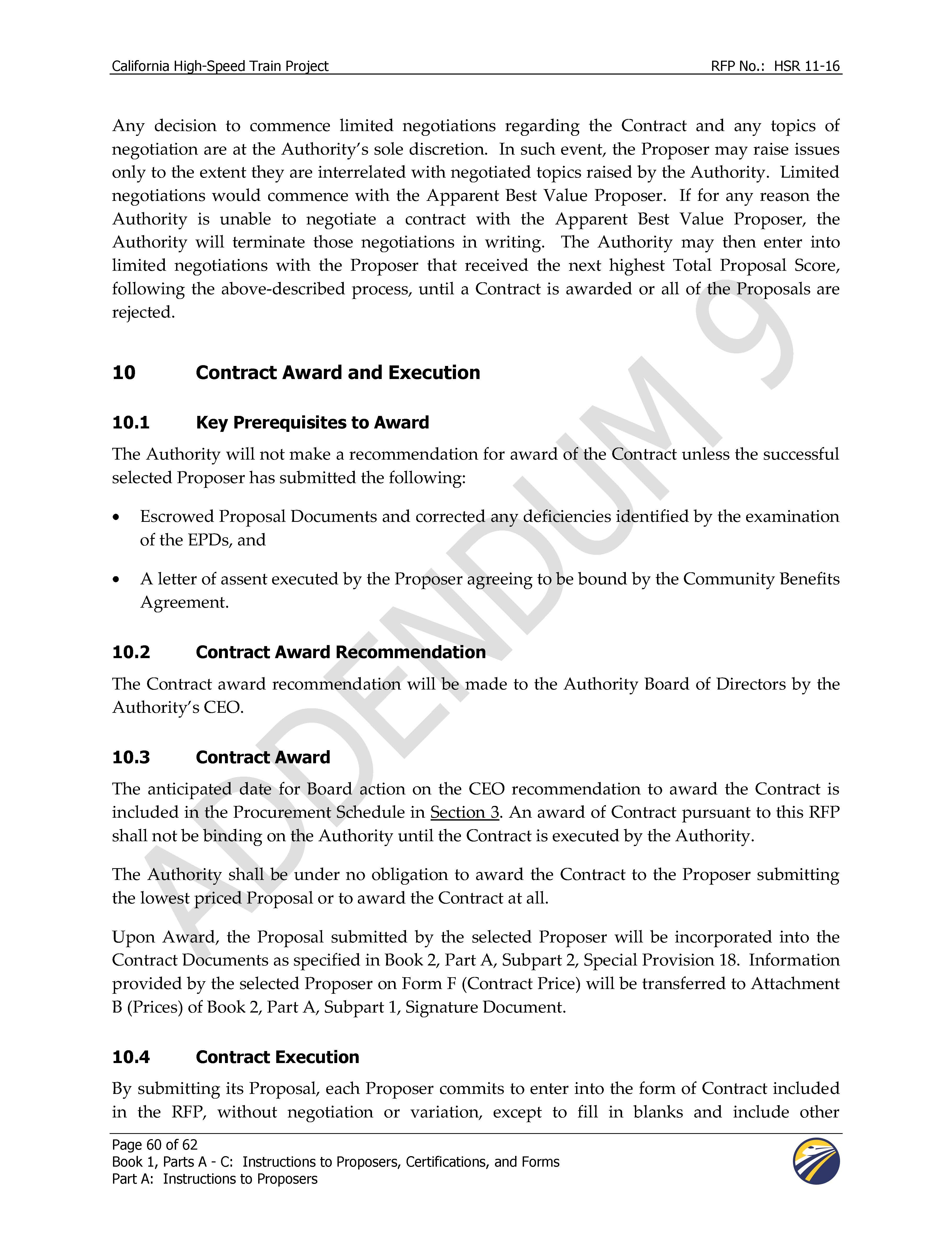 Analysis Of The Phony Community Benefits And Other Provisions In The Within Sole Mandate Agreement Template