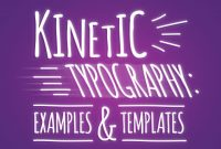 Animated Text Generator  Online Kinetic Typography Software  Biteable with regard to Powerpoint Kinetic Typography Template