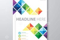 Annual Report Cover Page Templates Images  Annual Report Cover in Annual Report Word Template