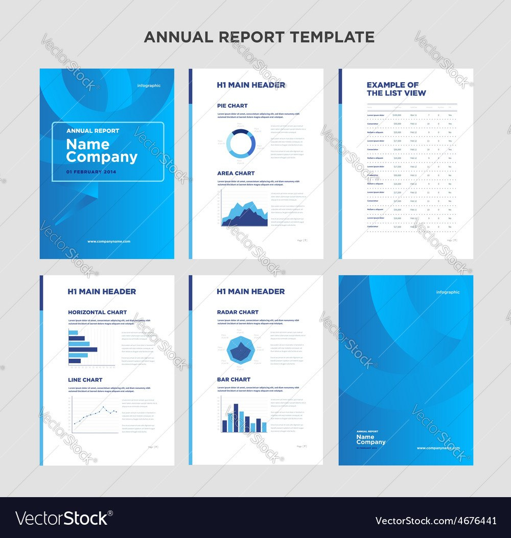 Annual Report Template Word Design Templates Fearsome Ideas Pertaining To Annual Report Template Word