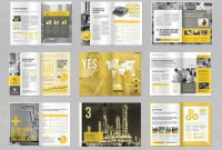 Annual Reportmrtemplater On Creativemarket …  Layouts  Repor… in Chairman's Annual Report Template