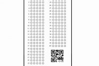 Answer Sheet Template Microsoft Word Elegant Blank Answer Sheet in Blank Answer Sheet Template 1 100