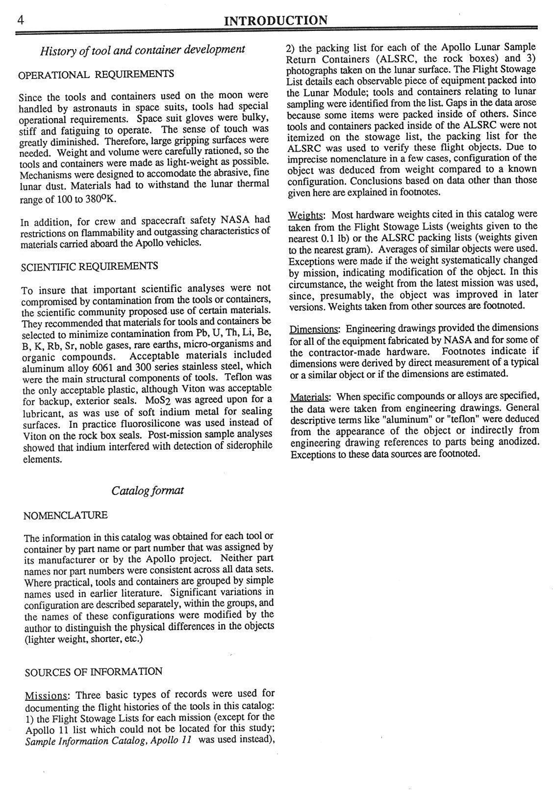 Apollo Geology Tool Catalog With Regard To Volume Rebate Agreement Template