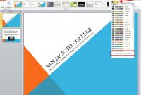 Applying And Modifying Themes In Powerpoint   Information for How To Change Powerpoint Template