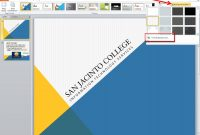 Applying And Modifying Themes In Powerpoint   Information regarding Powerpoint Replace Template
