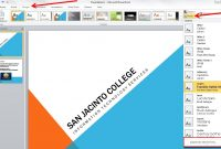Applying And Modifying Themes In Powerpoint   Information with How To Edit A Powerpoint Template