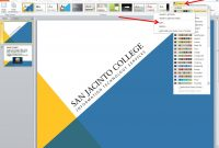 Applying And Modifying Themes In Powerpoint   Information with regard to Save Powerpoint Template As Theme