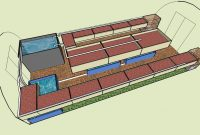 Aquaponics Greenhouse Design Really Like This Layout Would Make One pertaining to Aquaponics Business Plan Templates