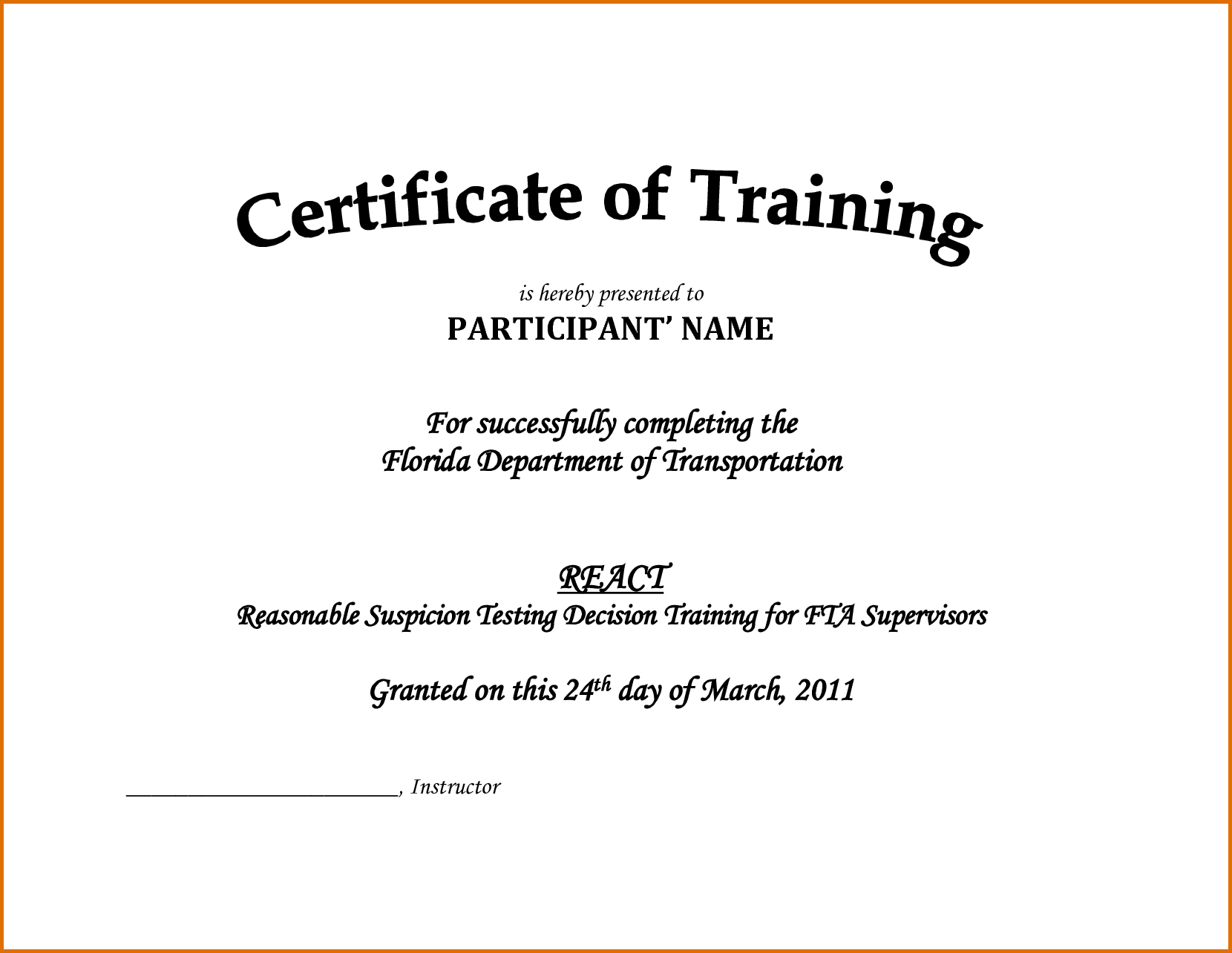Armycertificateofachievementtemplatemoneylendingagreement Intended For Army Certificate Of Completion Template
