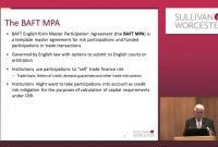 Article  Opinion On The Baft Master Participation Agreementgb within Master Risk Participation Agreement Template