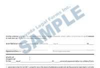 Assignment Of Lease Agreement  Nevada Legal Forms  Services Throughout Claim Assignment Agreement Template