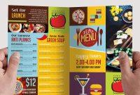 Attention Grabbing Bifold Brochure Free Psd Templates for 2 Fold Brochure Template Free