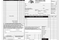 Auto Repair Invoice Work Orders  Receipt Printing  Designsnprint for Garage Repair Invoice Template