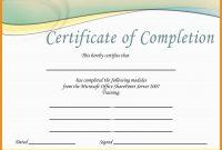 Award Certificate Template Free Best Award Certificate Template Word Inside Award Certificate Templates Word 2007