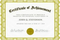 Award Certificate Template Free Ideas Blank Templates Awesome inside Sales Certificate Template
