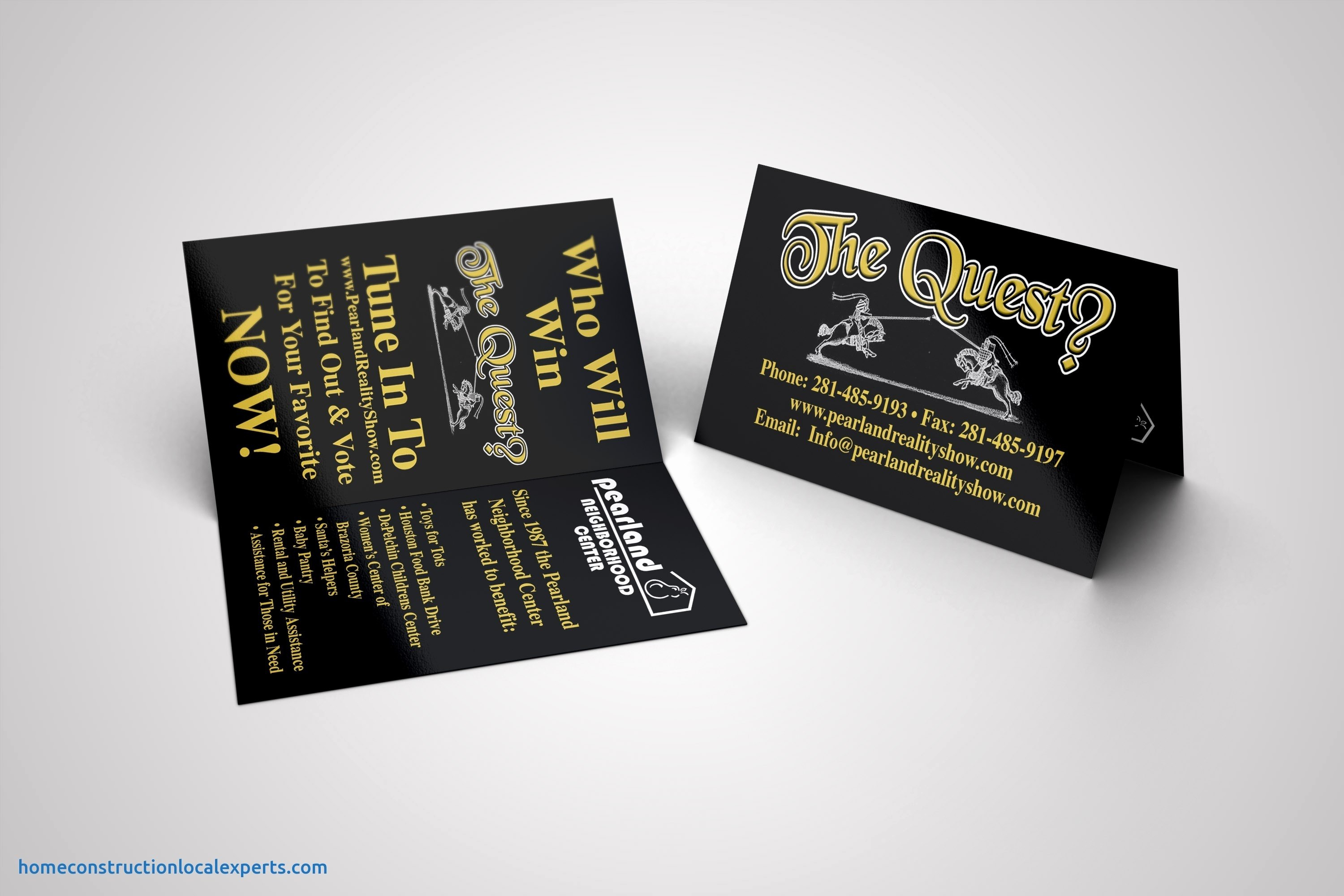 Awesome Foldable Business Card Template  Hydraexecutives Regarding Fold Over Business Card Template